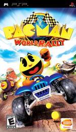 Hra pre PSP Pac-Man World Rally