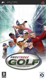 Hra pre PSP ProStroke Golf: World Tour 2007