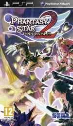 Hra pre PSP Phantasy Star Portable 2