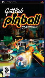 Hra pre PSP Pinball Classics: The Gottlieb Collection
