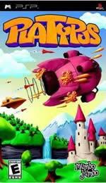 Hra pre PSP Platypus