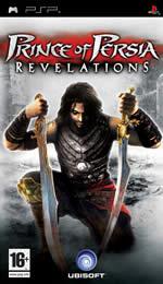 Hra pre PSP Prince of Persia Revelations
