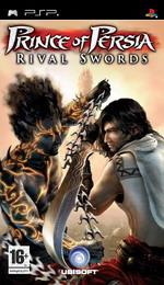 Hra pre PSP Prince of Persia: Rival Swords