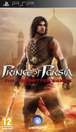 Hra pre PSP Prince of Persia: The Forgotten Sands