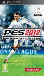 Hra pre PSP Pro Evolution Soccer 2012