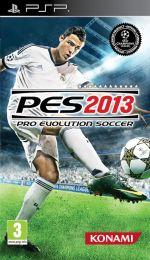 Hra pre PSP Pro Evolution Soccer 2013
