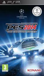 Hra pre PSP Pro Evolution Soccer 2014