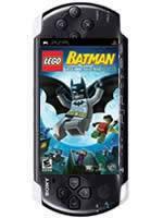 Príslušenstvo pre PSP Konzola Sony PSP-3000 (čierna) + LEGO Batman