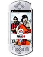 Príslušenstvo pre PSP Konzola Sony PSP-3000 (strieborná) + Fifa 09