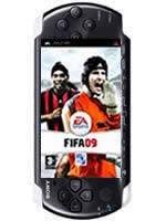 Príslušenstvo pre PSP Konzola Sony PSP-3000 (čierna) + Fifa 09