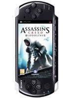 Príslušenstvo pre PSP Konzola Sony PSP-3004 (čierna) + Assassins Creed: Bloodlines