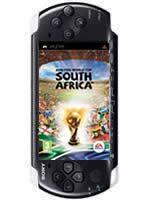 Príslušenstvo pre PSP Konzola Sony PSP-3004 (čierna) + 2010 FIFA World Cup South Africa + puzdro