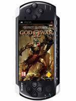 Príslušenstvo pre PSP Konzola Sony PSP-3004 (čierna) + God of War: Ghost of Sparta