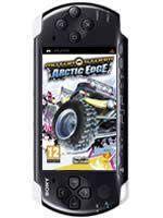 Príslušenstvo pre PSP Konzola Sony PSP-3004 (čierna) + MotorStorm: Arctic Edge + puzdro