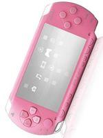 Príslušenstvo pre PSP Konzola Sony PSP-3004 (ružová)