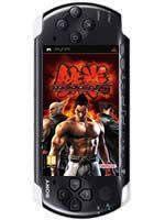 Príslušenstvo pre PSP Konzola Sony PSP-3004 (čierna) + Tekken 6