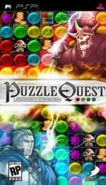 Hra pre PSP Puzzle Quest: Challenge of the Warlords