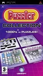 Hra pro PSP Puzzler Collection (Něm./Šp./Fr./It.)