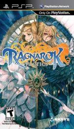 Hra pre PSP Ragnarok Tactics