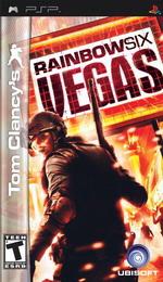 Hra pre PSP Tom Clancys Rainbow Six: Vegas