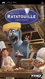 Hra pre PSP Ratatouille