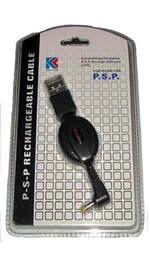 Príslušenstvo pre PSP Nabíjecí USB kabel