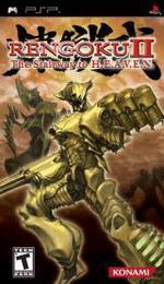 Hra pre PSP Rengoku 2: The Stairway to H.E.A.V.E.N