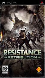Hra pre PSP Resistance: Retribution (Zberateľská edícia)