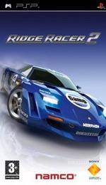 Hra pre PSP Ridge Racer 2