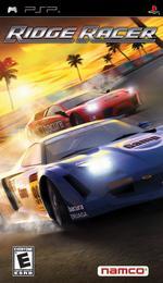 Hra pre PSP Ridge Racer