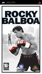 Hra pre PSP Rocky Balboa