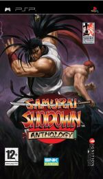 Hra pre PSP Samurai Shodown Anthology