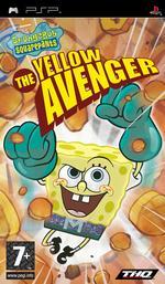 Hra pre PSP SpongeBob SquarePants: The Yellow Avenger