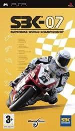Hra pre PSP SBK-07: Superbike World Championship 07