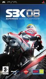 Hra pre PSP SBK-08: Superbike World Championship 08