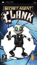 Hra pre PSP Secret Agent Clank