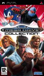 Hra pre PSP Sega Mega Drive Collection