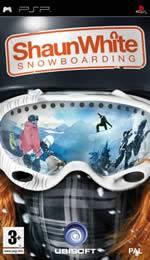 Hra pre PSP Shaun White Snowboarding