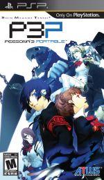 Hra pre PSP Shin Megami Tensei: Persona 3