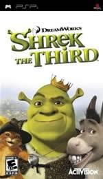 Hra pre PSP Shrek the Third