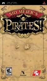 Hra pre PSP Sid Meiers Pirates