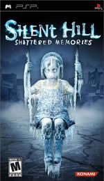 Hra pre PSP Silent Hill: Shattered Memories