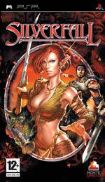 Hra pre PSP Silverfall