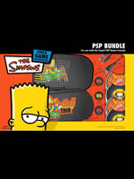 Príslušenstvo pre PSP PSP sada Simpsons (puzdro + príslušenstvo)