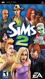 Hra pre PSP The Sims 2