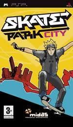 Hra pre PSP Skate Park City