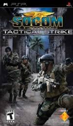 Hra pre PSP SOCOM: U.S. Navy SEALs Tactical Strike