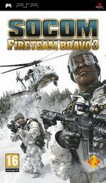 Hra pre PSP SOCOM U.S. Navy SEALs: Fireteam Bravo 3