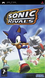 Hra pre PSP Sonic Rivals