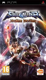 Hra pre PSP Soul Calibur: Broken Destiny